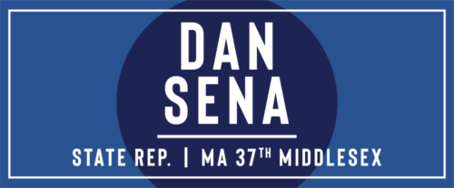 Dan Sena, State Rep. MA 37th Middlesex
